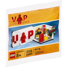 NEW Shanghai Lego Store ICONIC VIP Polybag 40178 Promo 2017 Rare Set