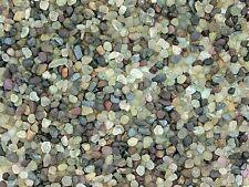 10 Grams Natural Alluvial Montana Sapphire Gravel Sand Inlay Rough EBS1931