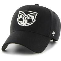 New Zealand Warriors NRL Supporters Hat MVP Cap From 47 Brand Baseball Cap