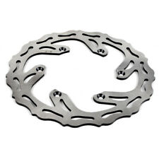 Stainless Steel Rear Brake Rotor Disc For Yamaha YZ450F 2002-2017 YZ125X 17-18