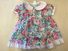 Pre-owned Buttercup Lauren Floral Dress Size 4T one-piece skirt