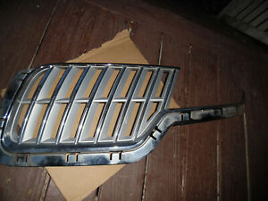 10 - 12 LINCOLN MKZ GRILLE DRIVER SIDE