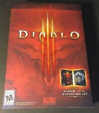 Diablo III [ Battle Chest ] (PC) NEW