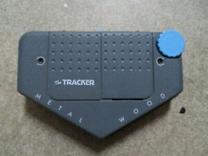 The Tracker 3 in 1 Wood Stud, Metal, Live Cable Finder.