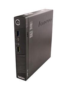 Lenovo ThinkCentre M93p Tiny Core i5-4570T 8Gb 500GB Win10 MIni PC