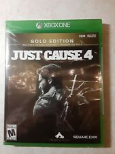 NEW Just Cause 4 Gold Edition (Xbox One, 2018)