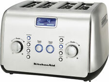 KitchenAid 4 Slice Toaster - Stainless Steel - 5AKMT423SX