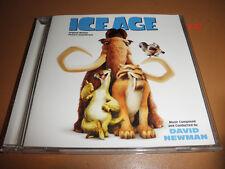 ICE AGE 1 soundtrack CD score DAVID NEWMAN varese sarabande dimitri kabalevsky