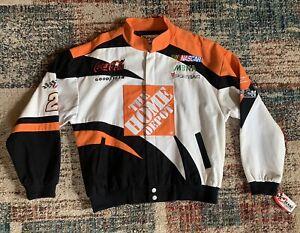 NASCAR Tony Stewart #20 Home Depot Chase Authentics Jacket Large NWT