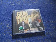 Lucasarts Grim Fandango Deutsch Adventure PC Klassiker Lucas Arts NEU