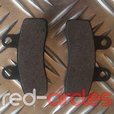 PIT BIKE BRAKE FRONT OR REAR BRAKE PADS SLIM TYPE 50cc 110cc 125cc PITBIKE