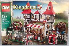 Lego 10223 Kingdoms Joust New In Sealed Box Castle Theme