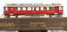 Bemo 1265/1 H0m Swiss Electric Railcars Rhb ABE 4/4 Digital Very Good Boxed