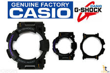 CASIO G-Shock Frogman GF-1000BP-1 Black (TOP & BOTTOM) BEZEL Case Shell