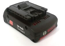 Bosch 18v battery 1.3 ah