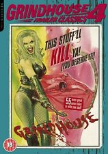 Grindhouse Trailer Classics 4 2014 DVD