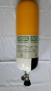 CFK Atemluftflasche 6,8 L 300 bar Lebensdauer bis 2048, TÜV bis 2023 von MSA