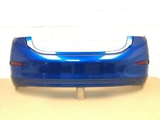 2016-2019 chevy cruze sedan rear bumper w/ 4 sensor + 2 module (blue me away) #2