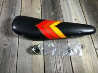 VINTAGE MUSCLE BIKE BANANA SEAT TROXEL MUSCLE BICYCLE SEAT NOS CHOPPER SCHWINN