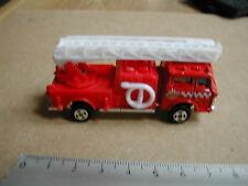 FIRE DPT POMPIER TRUCK CAMION    MINIATURE CAR M10