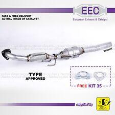 EEC CATALYST VK6003T TYPE APPROVED AUDI A3 SEAT SKODA VW 1.9 8V DIESEL FREE KIT