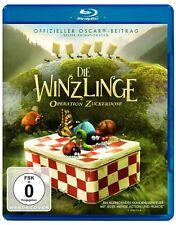 Blu-ray *  DIE WINZLINGE - OPERATION ZUCKERDOSE  # NEU OVP &