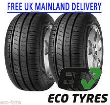 2X tyres 165 65 R14 79T House Brand E B 69dB