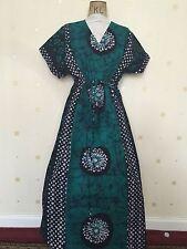 Full Length V Neck Handmade Dresses for Women