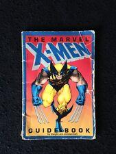 Marvel X-Men Guide Book 1992 by Zimmerman, Paperback