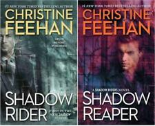 Shadow Rider Series Collection Set Books 1-2 by Christine Feehan Brand New