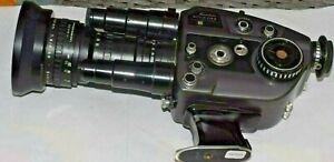 Movie Camera Beaulieu 4008 ZM II   With Schneider Optivaron Zoom Lens.