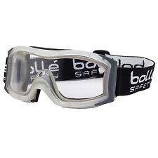 Bolle Ness Gafas De Seguridad Bolle Gafas anti-arañazos antiniebla Lente-Nuevo