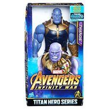 Avengers Marvel Infinity War TITAN Hero Series Thanos With Power FX Port Figure