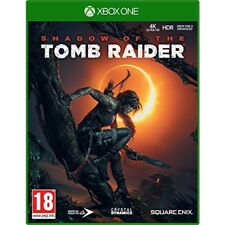 Shadow Of The Tomb Raider /xbox One