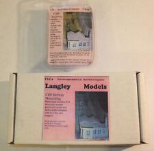Langley Models Cliff Railway & Motorising Kit Etched Brass White metal N gauge