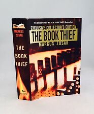 The Book Thief-Markus Zusak-SIGNED w/ Doodle-First Exclusive Collector's Edition