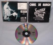 CD CHRIS DE BURGH Spanish Train and Other Stories WEST GERMANY