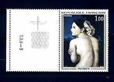 FRANCE-FRANCIA 1967 Le Baigneuse de Jean-Auguste-Dominique Ingres 1780-1867 (I)