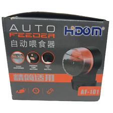Hidom AF-101 Aquarium Automatic Holiday Fish Food Feeder Dispenser Timer