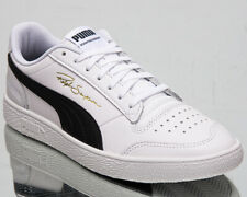 Puma Ralph Sampson Lo Men's White Black Casual Low Lifestyle Sneakers Shoes