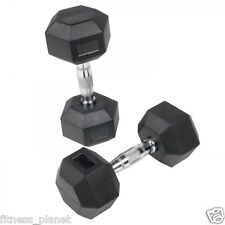 Imported Hex Dumbbells 2.5 Kg X 2 For Weight Trainings For Home Gym
