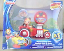 Disney Mickey Mouse & The Roadster Racer R/C Vehicle New