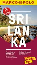 Sri Lanka Marco Polo Pocket Travel Guide - with pull out map 9783829707862
