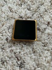 Apple iPod nano 6th Generation Gold (8 GB)