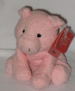 Russ Berrie Luv Pets Perky the Pig #21103 with Tags - Pre-Owned