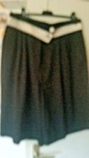 OP Art Hosen- Rock Gr.44, schwarz-weiß v. Michele,thats fashion!Made in Germany