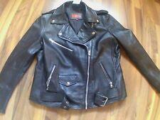 Helium (hElium)EV-02 Nappa Black Women's Leather BIKER Jacket-ELECTRO PUNK STYLE
