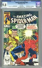 AMAZING SPIDER-MAN #246 CGC 9.8 WP