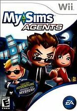 Nintendo Wii : MySims Agents VideoGames