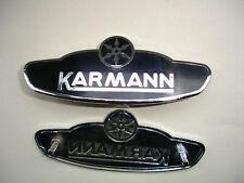 VW Schriftzug Karmann Ghia Käfer Cabrio Emblem original VW